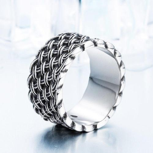 Ironforge Steel Ring
