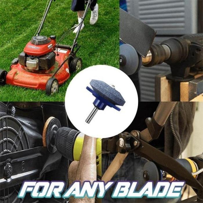 Lawn Mower Blade Sharpener