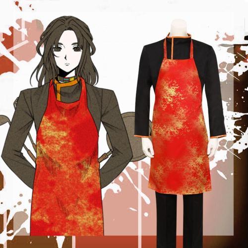 Your Turn To Die Kai Satou Halloween Cosplay Costume