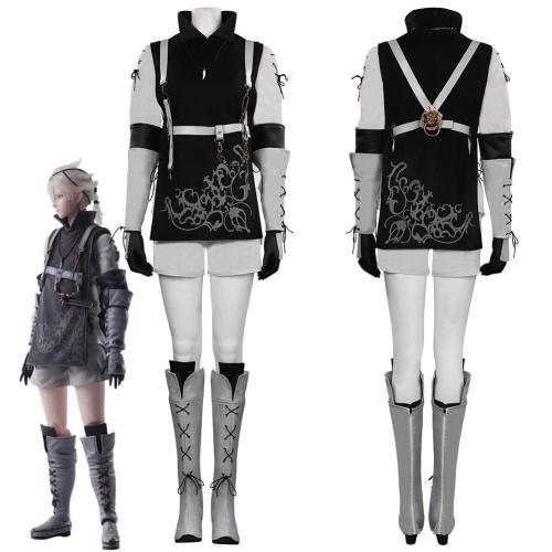 Nier Replicant Nier  Outfits Halloween Carnival Suit Cosplay Costume