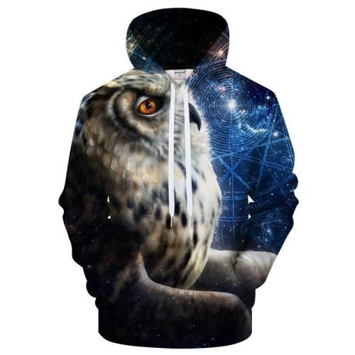 Time Traveler 3D Hoodie Sweatshirt Pullover