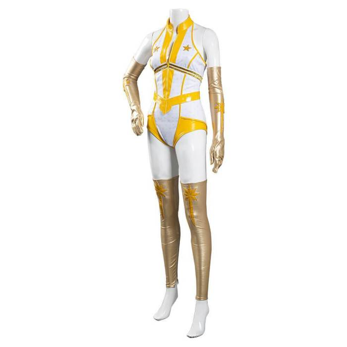 The Boys Starlight Cosplay Costume Uniform Jumpsuit Halloween Outfits