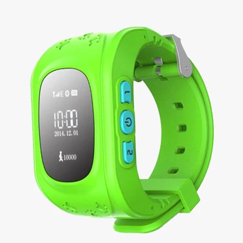 Smart Wrist Watch – Gps Kids Tracker