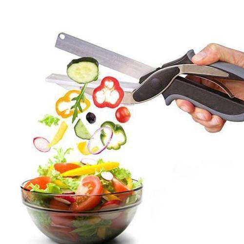 Clever Cutter Kitchen Scissors