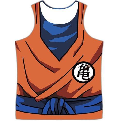Dragon Ball Z Goku Tank