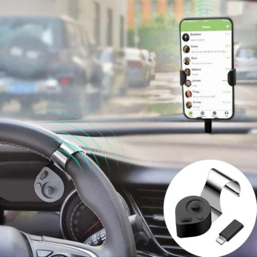 Portable Car Wireless Mobile Phone Controller
