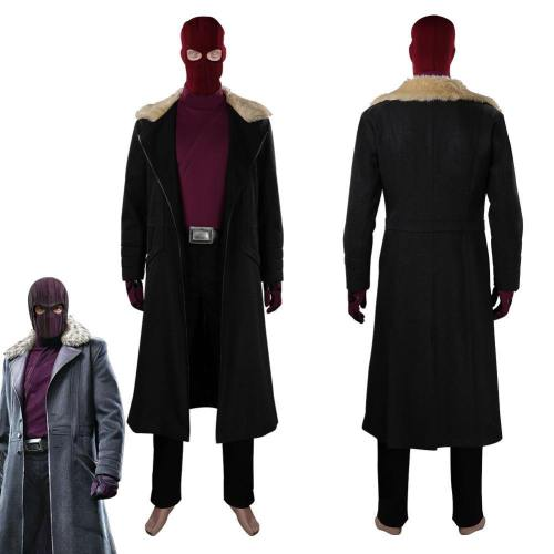 The Falcon And The Winter Soldier Baron Zemo Outfits Halloween Carnival Suit Cosplay Costume