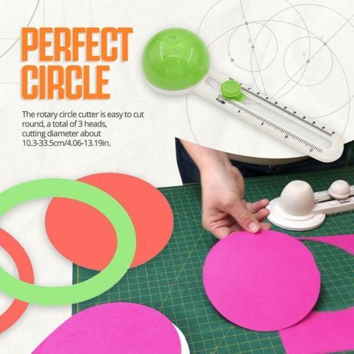 Perfect Circle Shape Cutter