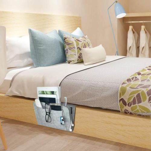Bedside Hanging Storage Organizer Bag