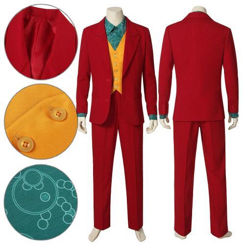 Joker The Joker Teaser Trailer Cosplay Costume