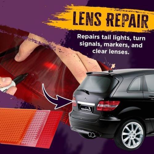 Tail Light Repair Film
