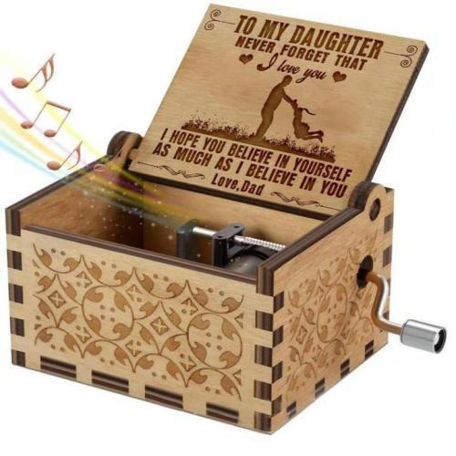 Message Music Box