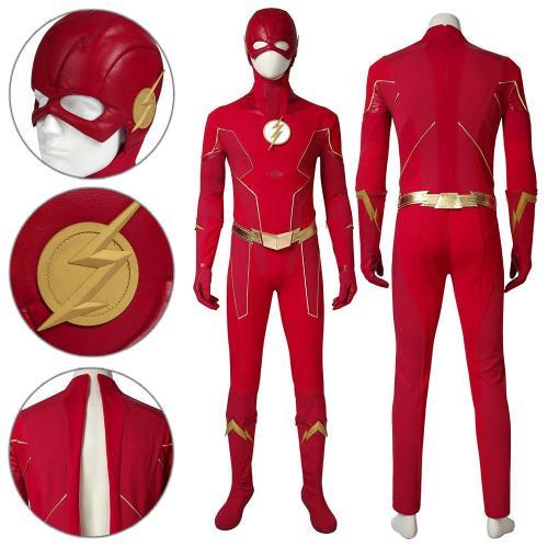 Barry Allen The Flash Season 6 Cosplay Costume