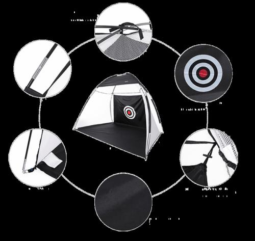 Golf Target Net 3Rd Gen