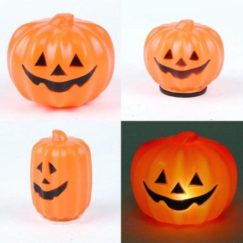 Halloween Party Decor Pumpkin Lantern Horror Props