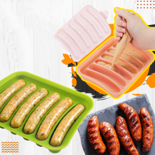 Silicone Sausage Maker