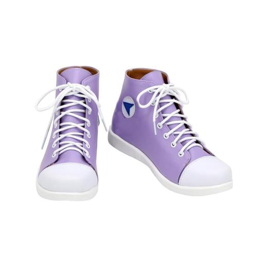 Anime Sk8 The Infinity Langa Hasegawa Boots Halloween Costumes Accessory Cosplay Shoes