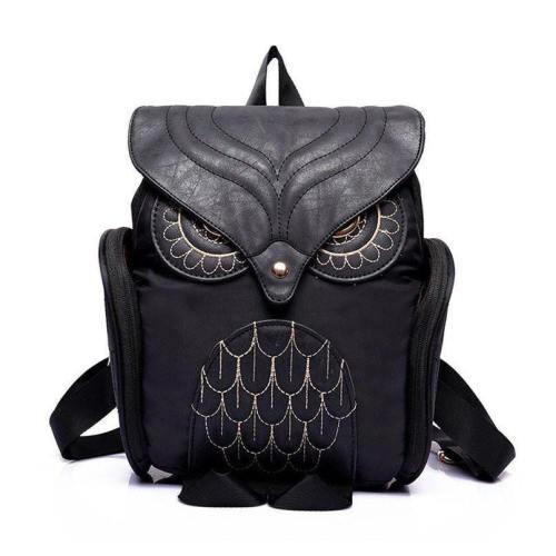 Punk/Gothic Style Owl Backpack