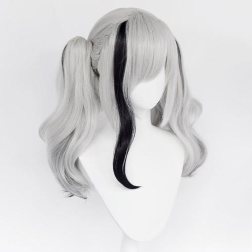 Genshin Impact Sucrose Heat Resistant Synthetic Hair Carnival Halloween Party Props Cosplay Wig
