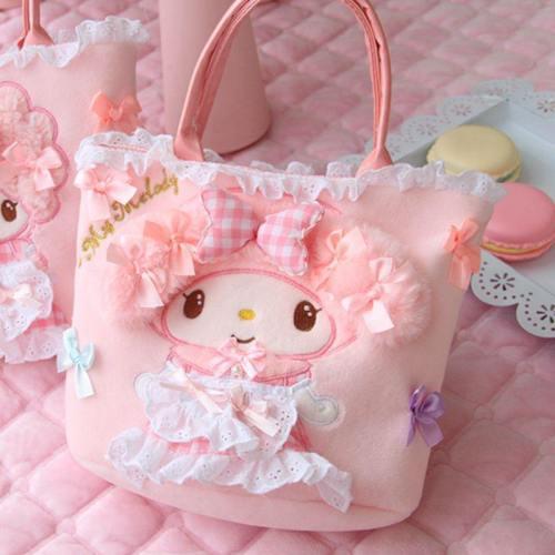 Pink Bunny Handbag