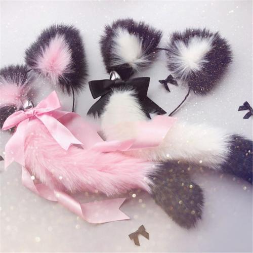 Luxury Neko Tail & Ear Sets
