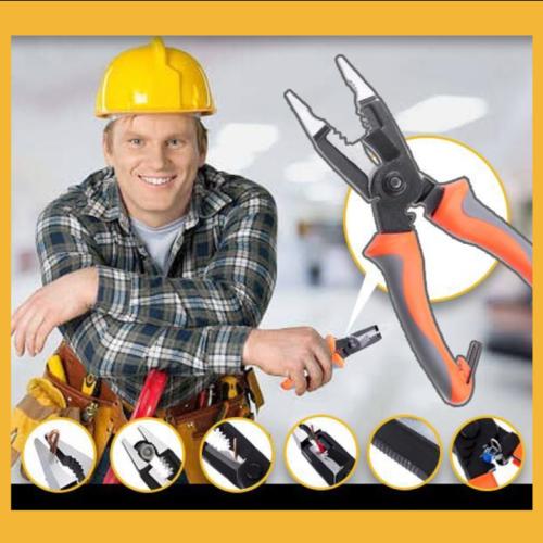 Multifunctional Electrician Pliers (6-In-1)