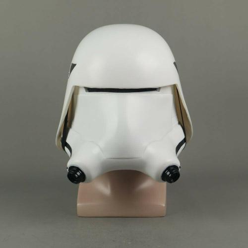 Star Wars Snowtrooper Helmet Cosplay Full Head Sith Soldier Helmet Hard Pvc Prop