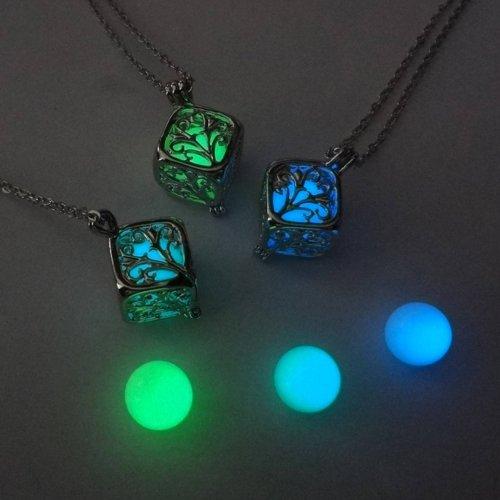 Tree Of Life Luminous Necklace