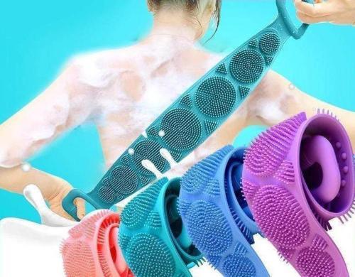Silicone Back Scrub - The Ultimate Massage