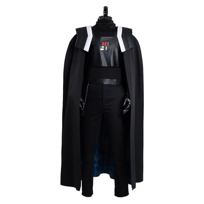 Star Wars: Visions Dark Jedi Costume Halloween Carnival Suit Cosplay Costume