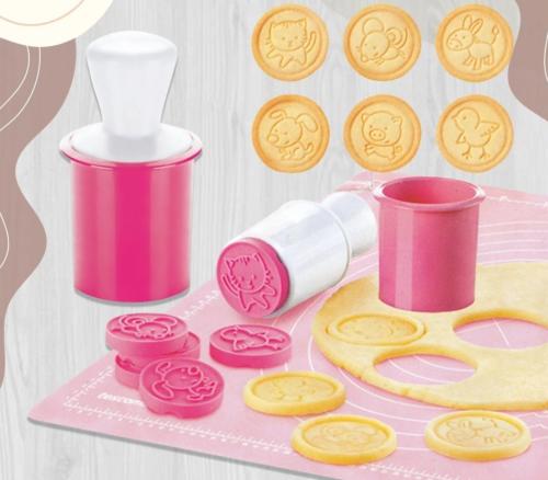 Decorating Cookie Stamp Set