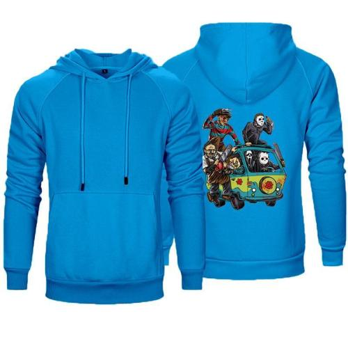 Unisex Sweatshirt Winter Long Sleeve Hip Hop Outerwear