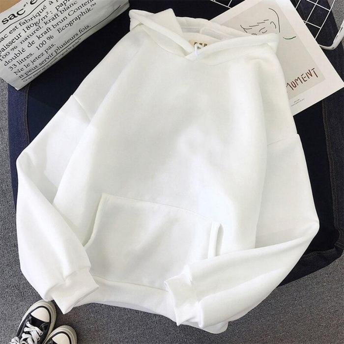 Anime Sk8 The Infinity Langa And Reki Carton Printed Long Sleeve Oversize Sweatshirt Kawaii Streetwear Hoodie
