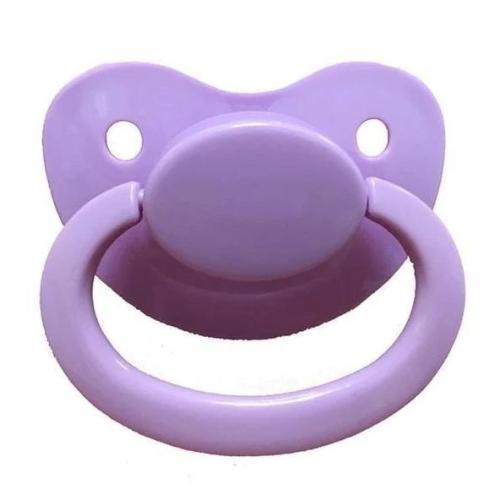 Lavender Adult Pacifier