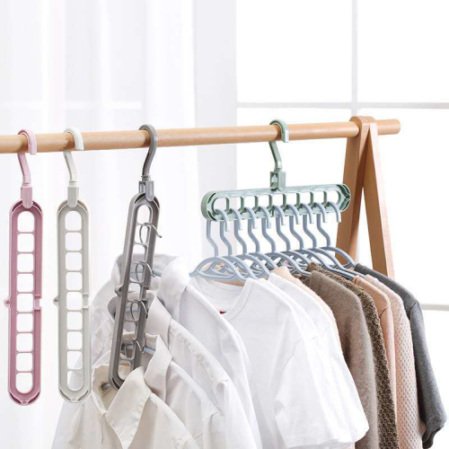 Magic Folding Hanger