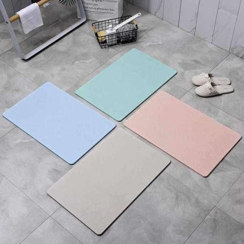 Fast Drying Anti Slip Earth Mat