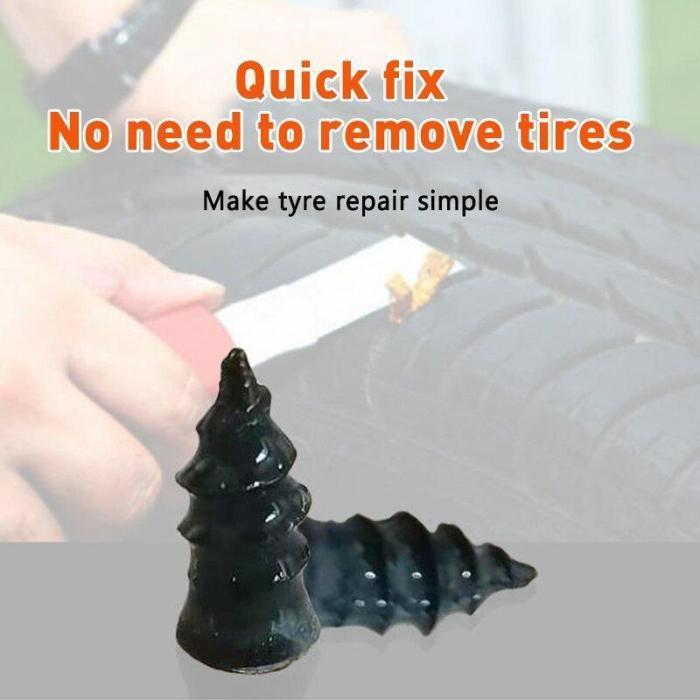 Tire Repair Rubber Nail Tool