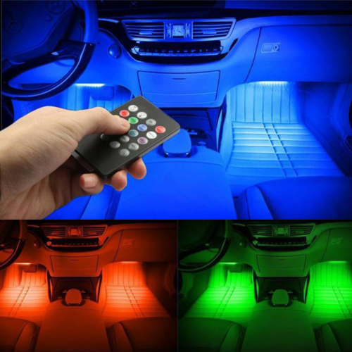 Car Interior Led Lights (4Pcs)