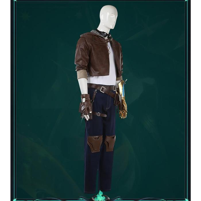 Lol Ezreal The Prodigal Explorer Outfits Halloween Carnival Suit Cosplay Costume