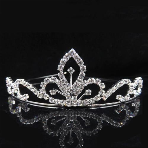 Girls Princess Crystal Tiaras And Crowns