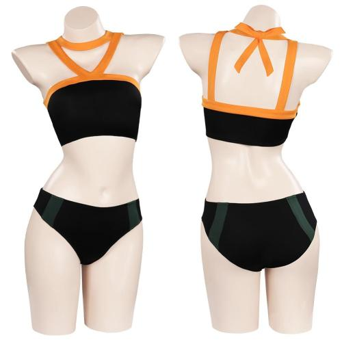 My Hero Academia Bakugou Katsuki Swimwear Outfits Halloween Carnival Suit Cosplay Costume