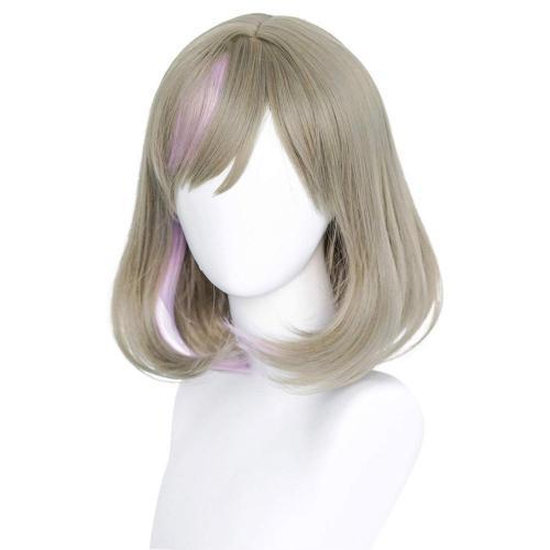 Love Live! Superstar Tang Ke Ke Heat Resistant Synthetic Hair Carnival Halloween Party Props Cosplay Wig