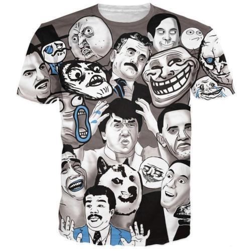 Memes Of 9Gag T-Shirt