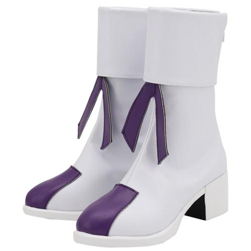 The Seven Deadly Sins Elizabeth Liones Boots Halloween Costumes Accessory Custom Made Cosplay Shoes