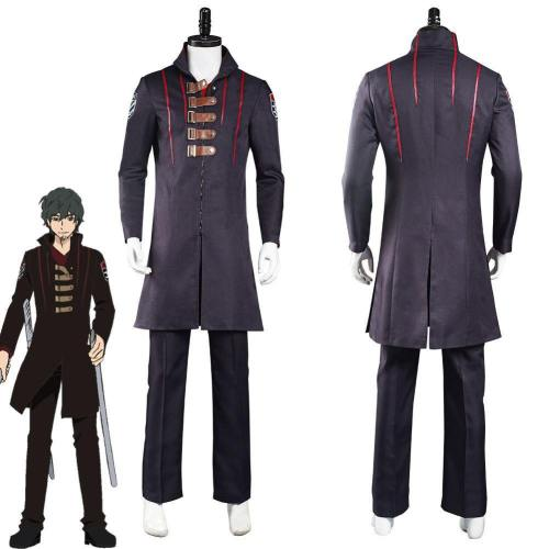 Anime World Trigger Tachikawa Unit Uniform Outfits Halloween Carnival Suit Cosplay Costume