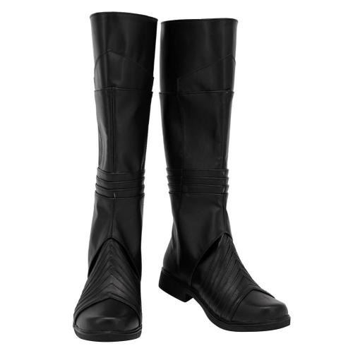Nier Replicant Nier Boots Halloween Costumes Accessory Cosplay Shoes