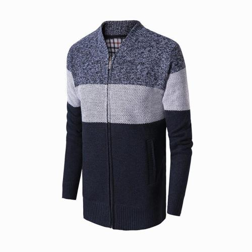 Thick Warm Knitted Sweater For Men
