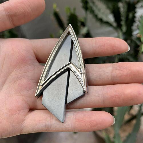 Star Trek Admiral Jl Picard Pin The Next Generation Communicator Pin Brooches Accessories