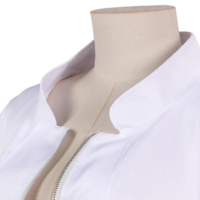 Tokyo Revengers Valhalla Kazutora Hanemiya White Jacket Coat Cosplay Costumes