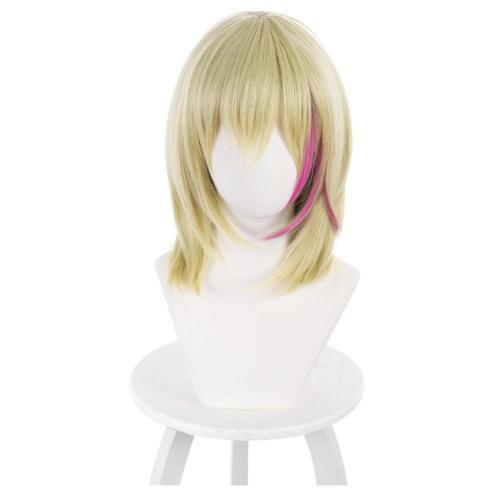 Wonder Egg Priority Kawai Rika Heat Resistant Synthetic Hair Carnival Halloween Party Props Cosplay Wig